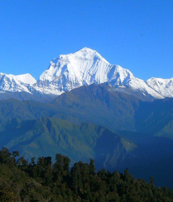 Mt. Dhaulagiri Expedition