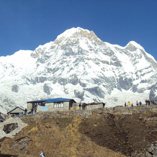 Mt. Annapurna IV Expedition