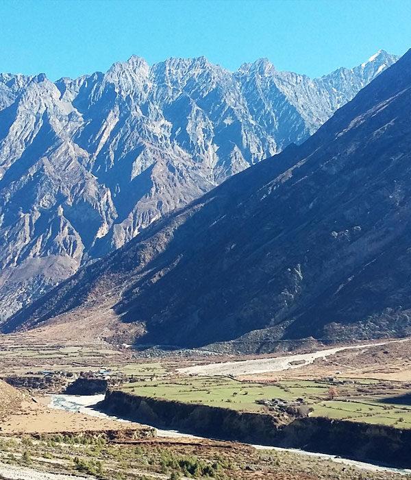 Peakey valley Trek