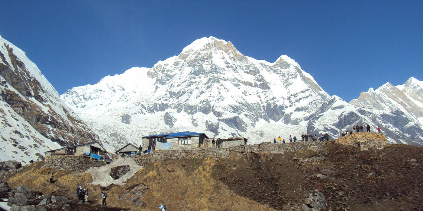 Mt. Annapurna IV Expedition